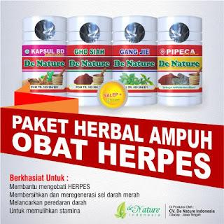 Obat Herpes Kelamin (Simplex) Tradisional Paling Manjur