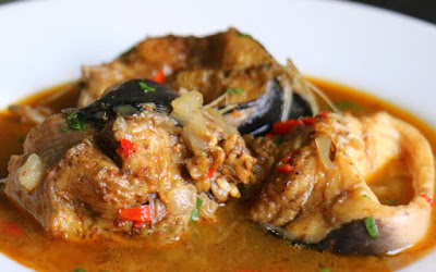 nigerian cat fish pepper soup recipe
