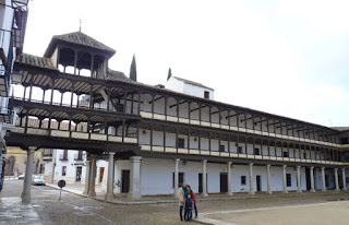 Plaza Mayor de Tembleque.