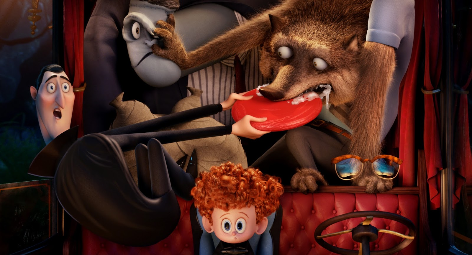 This is a photo of Universal Hotel Transylvania Pictures