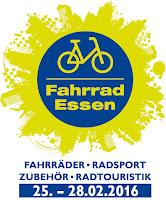 'Fahrrad Essen' vom 25.-28.02.2016