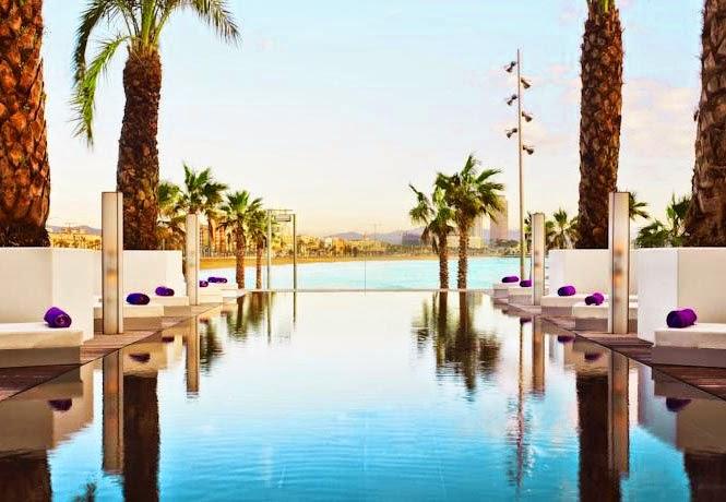 Los 10 hoteles más lujosos de Barcelona