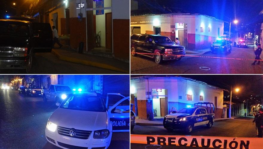 """Veracruz: Ejecutan a 3 personas en el bar """"900"""" de Papantla"""