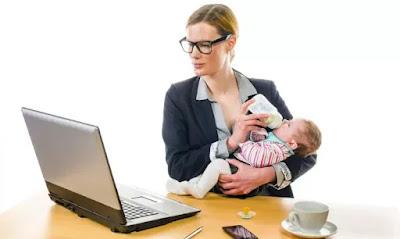 Mamme lavoratrici: i troppi sensi di colpa di cui soffrono!