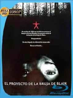 El Proyecto de la Bruja de Blair 1 1999 HD [1080p] Latino [Mega] dizonHD