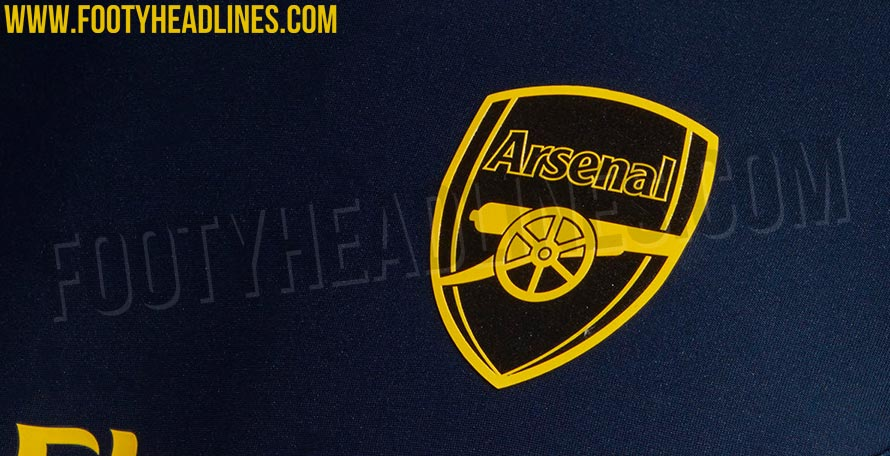 848543ee4 Stunning Adidas Arsenal 19-20 International Training Kit Leaked