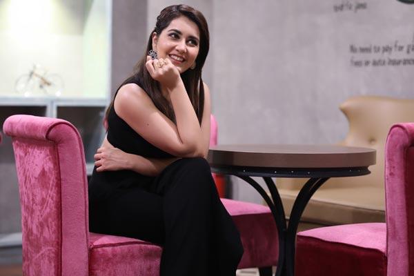 Rashi Khanna Launches Dr Copper Water Bottle Photos