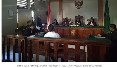 Eks Pimpinan DPRD Bali yang Jadi Bandar Narkoba Dihukum 12 Tahun Bui
