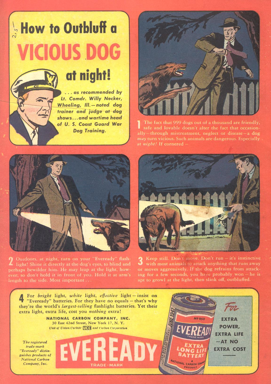 Read online Detective Comics (1937) comic -  Issue #122 - 52