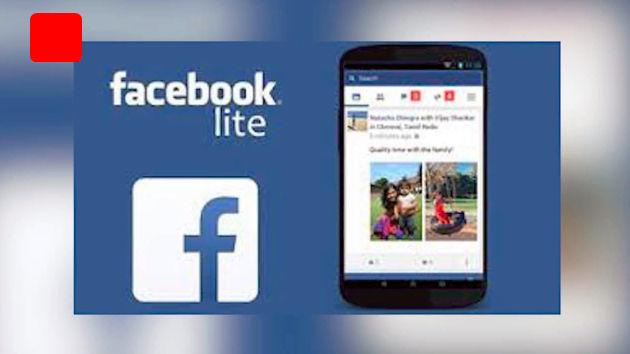 Facebook Lite Log in.com