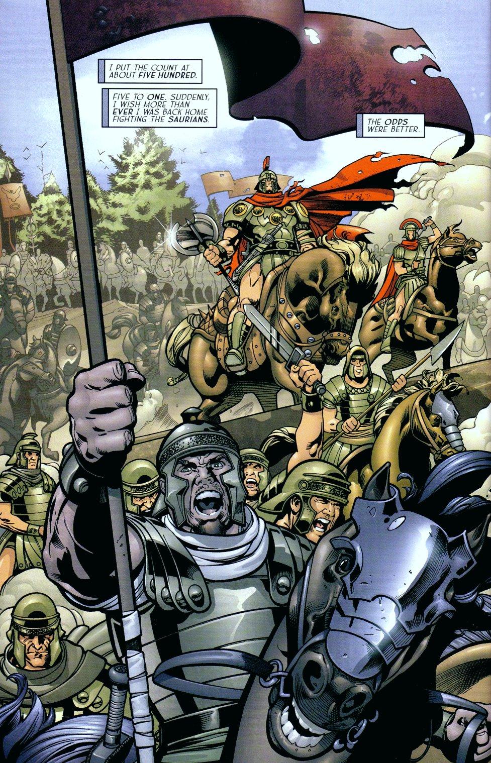 Read online Sigil (2000) comic -  Issue #18 - 21