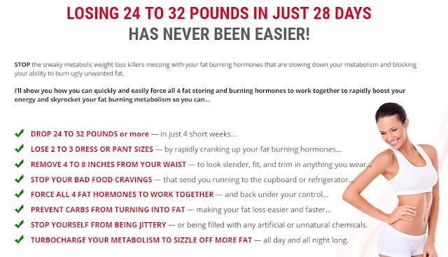 4 week diet review