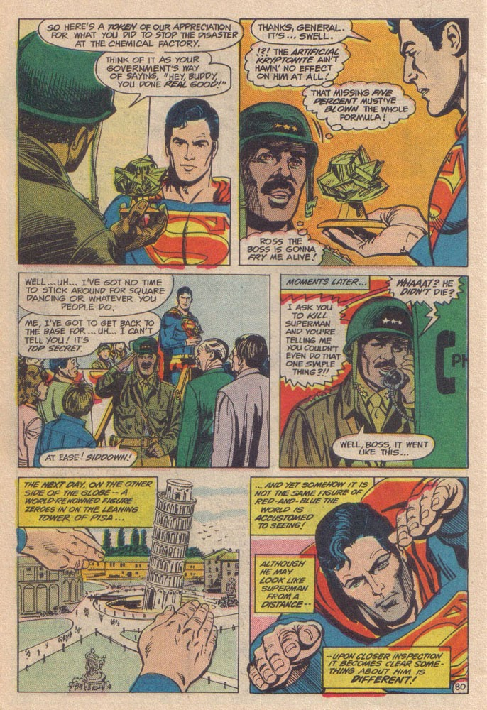 Read online Superman III comic -  Issue # Full - 32