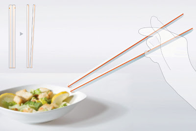 Cool Chopsticks and Creative Chopstick Designs (15) 1