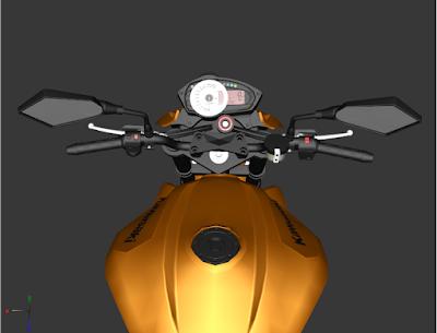 GTA SA - Z750 3D 3