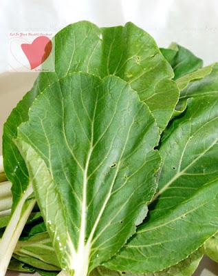Bok Choi Pinoy Food Recipe Ginataang Tilapia