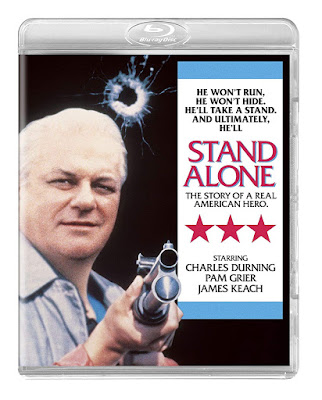 Stand Alone 1985 Bluray Reversible Art