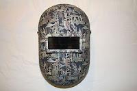 Solar Auto Darkening Welding & Grinding Helmet Hood Mask