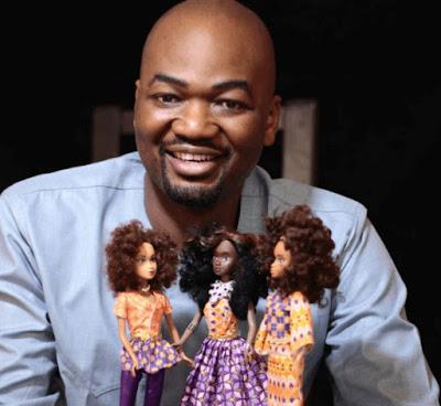 Кто придумал коллекцию игрушек Королевы Африки, как барби