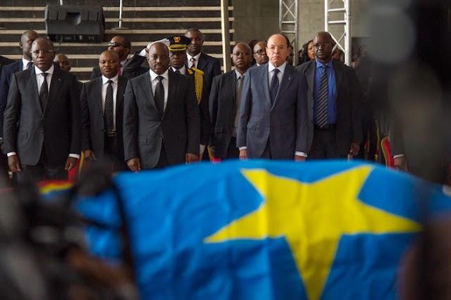 Fotos:  Funeral do PAPA WEMBA