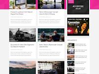 GOO AMP - Valid AMP HTML Blogger Template