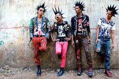 Miris!!! Lika Liku Kehidupan Anak Punk Jadi Pengamen Biar Bisa Makan