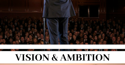 Vision And Ambition