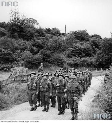 WW2 1st Polish Armoured Division