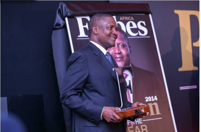 Forbes releases 2019 list of richest men in Africa | only 2