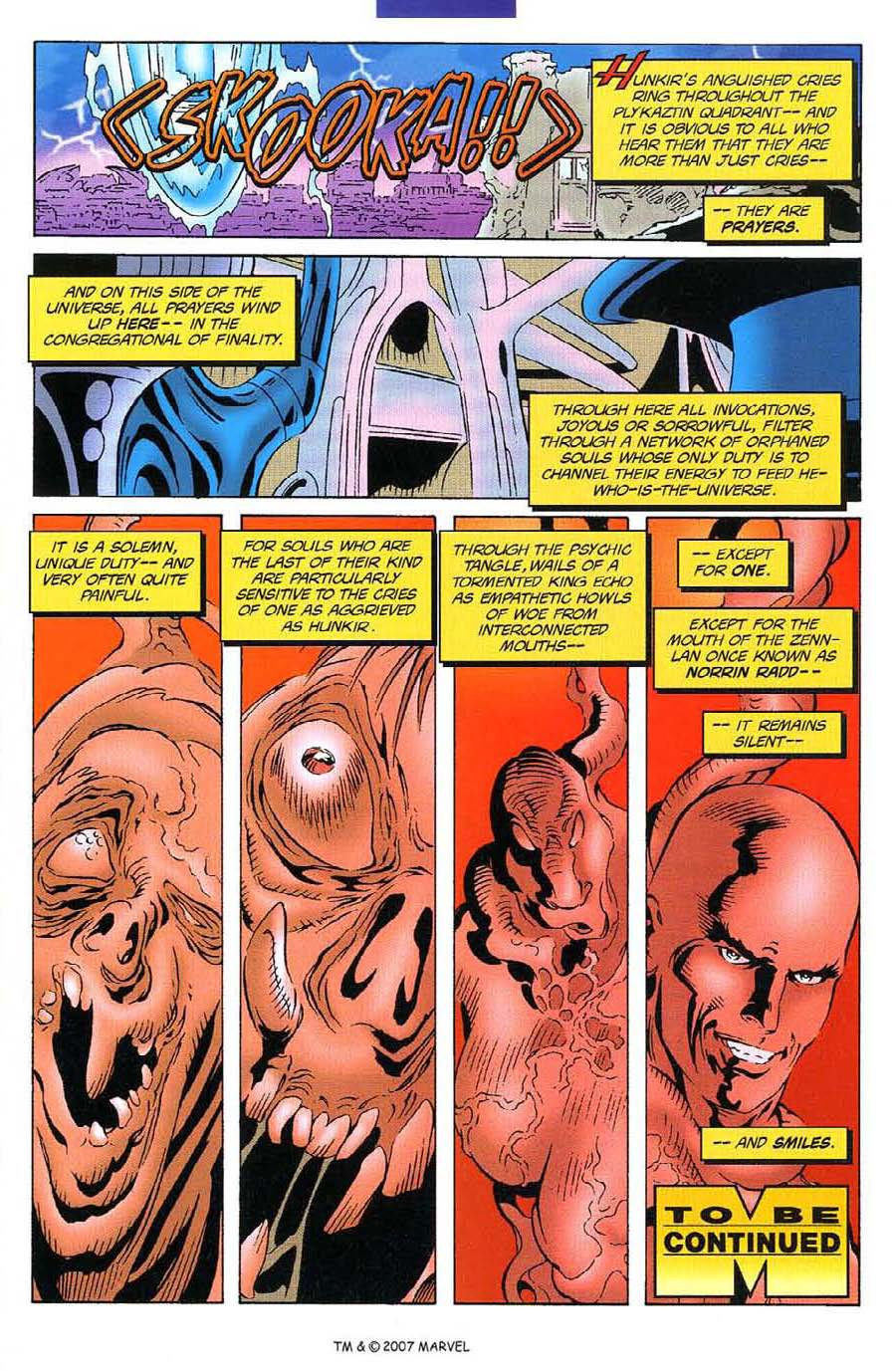 Read online Silver Surfer (1987) comic -  Issue #116 - 33