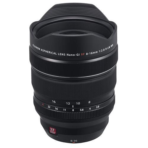 Объектив Fujinon XF 8-16mm f/2.8 R LM WR