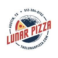 Lunar Pizza logo