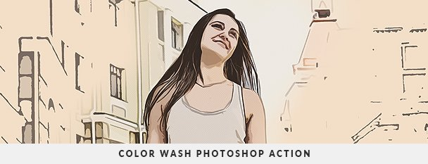 Painting 2 Photoshop Action Bundle - 20