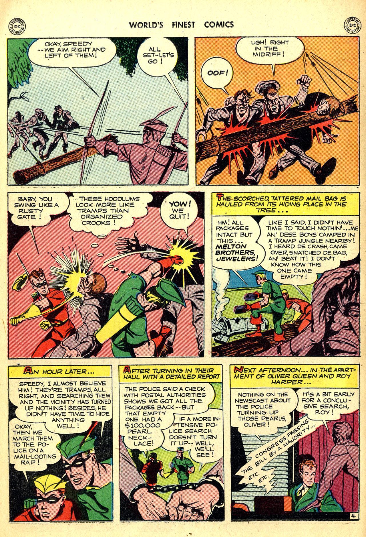 Read online World's Finest Comics comic -  Issue #18 - 52
