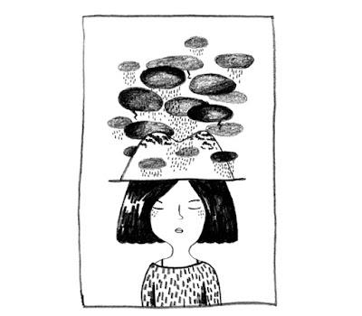 Illustration Louise/ Magali Dulain