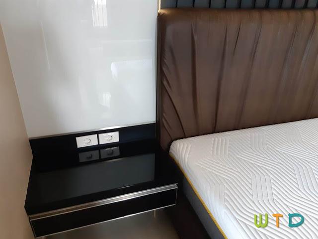 Desain Kamar Tidur Modern Minimalis Lampung