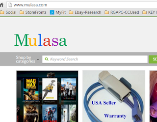 Selling on Mulasa.com is free, but its website is not SSL encrypted