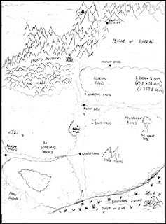 The Little Barony Campaign Map