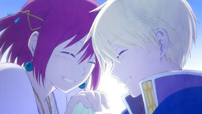 akagami no shirayuki anime romance