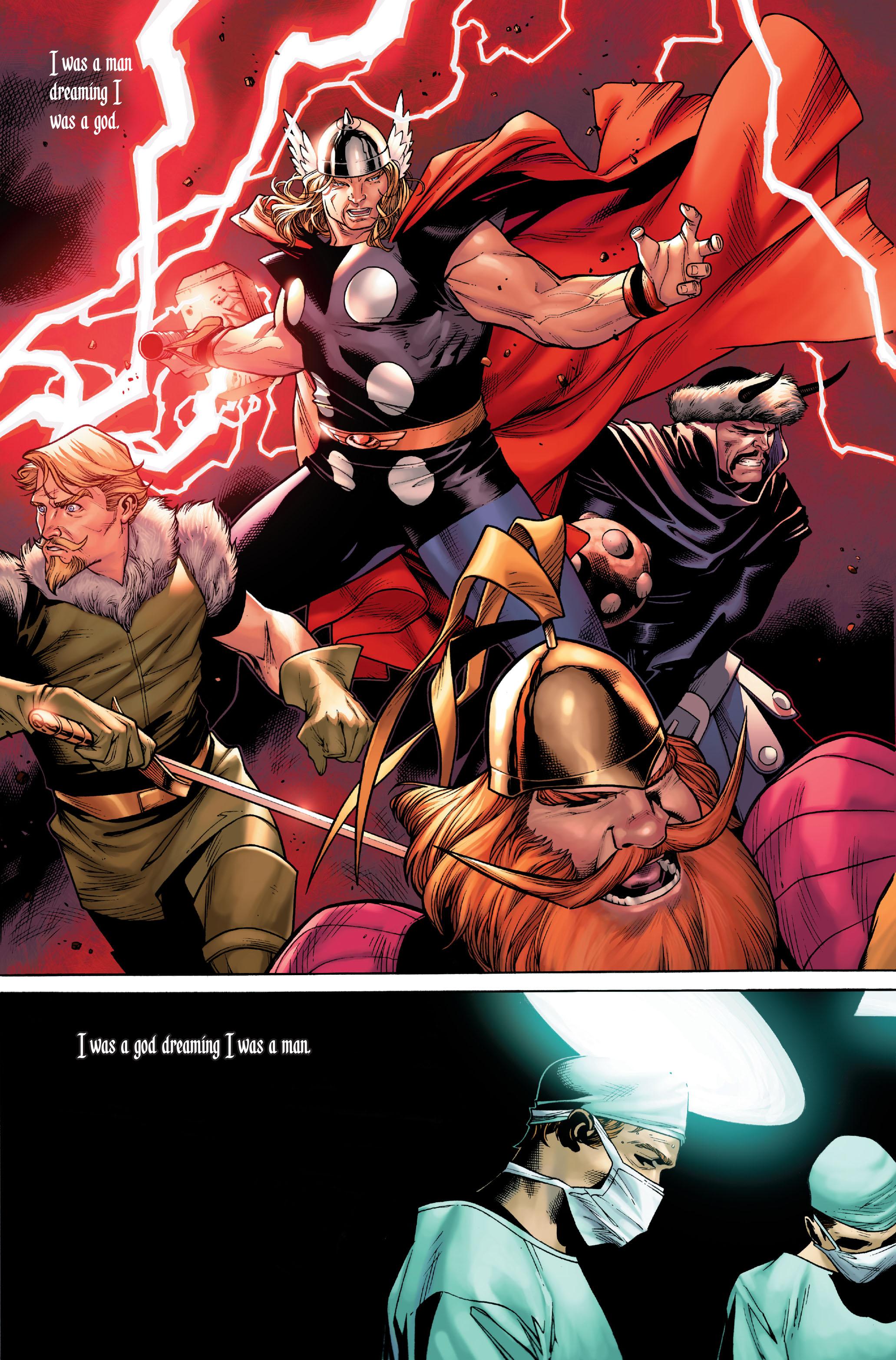 Thor (2007) Issue #1 #1 - English 3