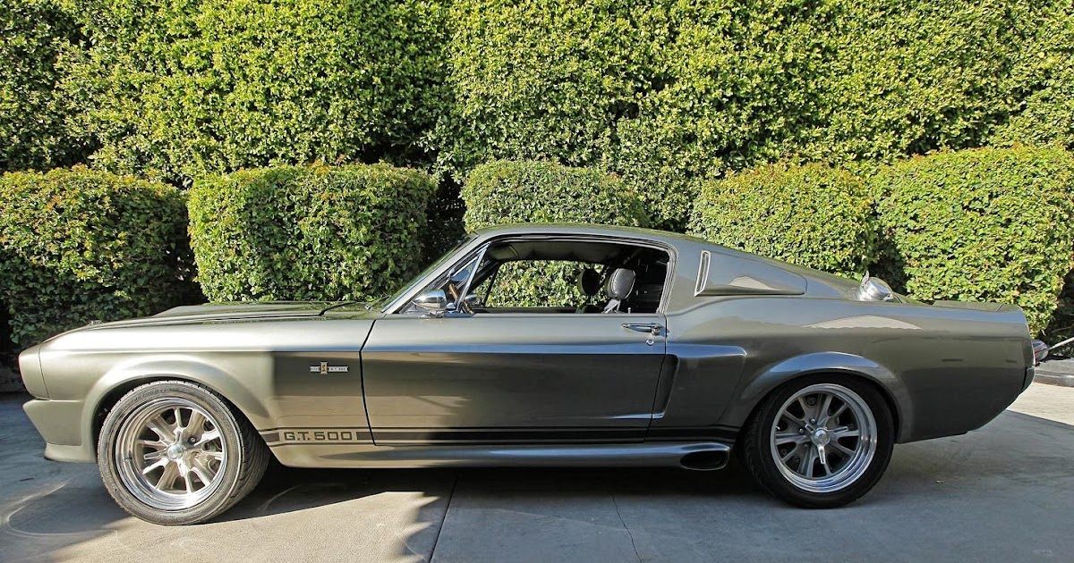 1967 ford mustang fastback eleanor for sale american muscle cars. Black Bedroom Furniture Sets. Home Design Ideas