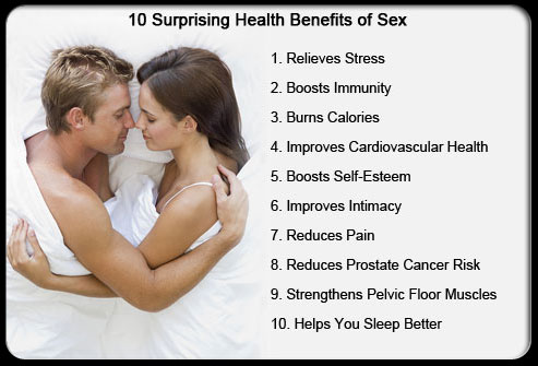 What Are The Advantages Of Sex 105