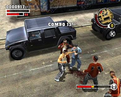 Crime Life: Gang Wars (PS2) 2005