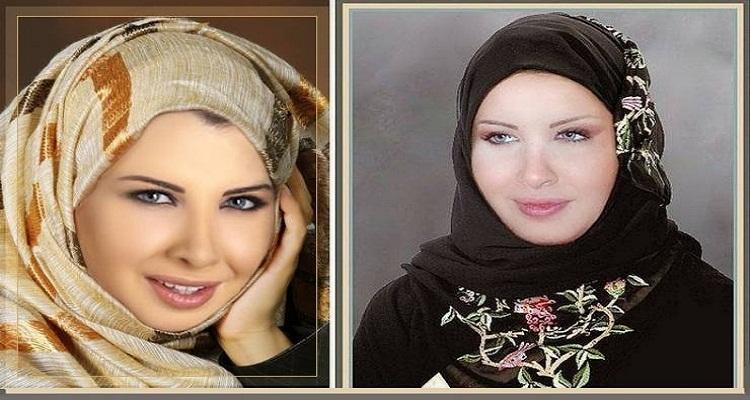 نانسي عجرم تعترف أخيرا بديانتها الحقيقة وديانة زوجها