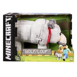 Minecraft Spin Master Wolf Plush