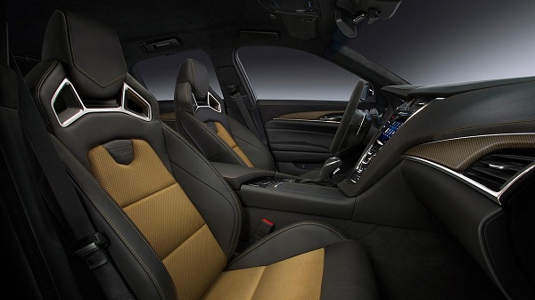 2016 Cadillac CTS-V Sedan release date interior