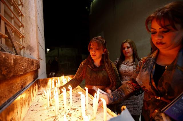 Sebelum Meninggal, Gadis Kristen Ini Minta Sang Ibu Memaafkan Anggota ISIS yang Membakarnya