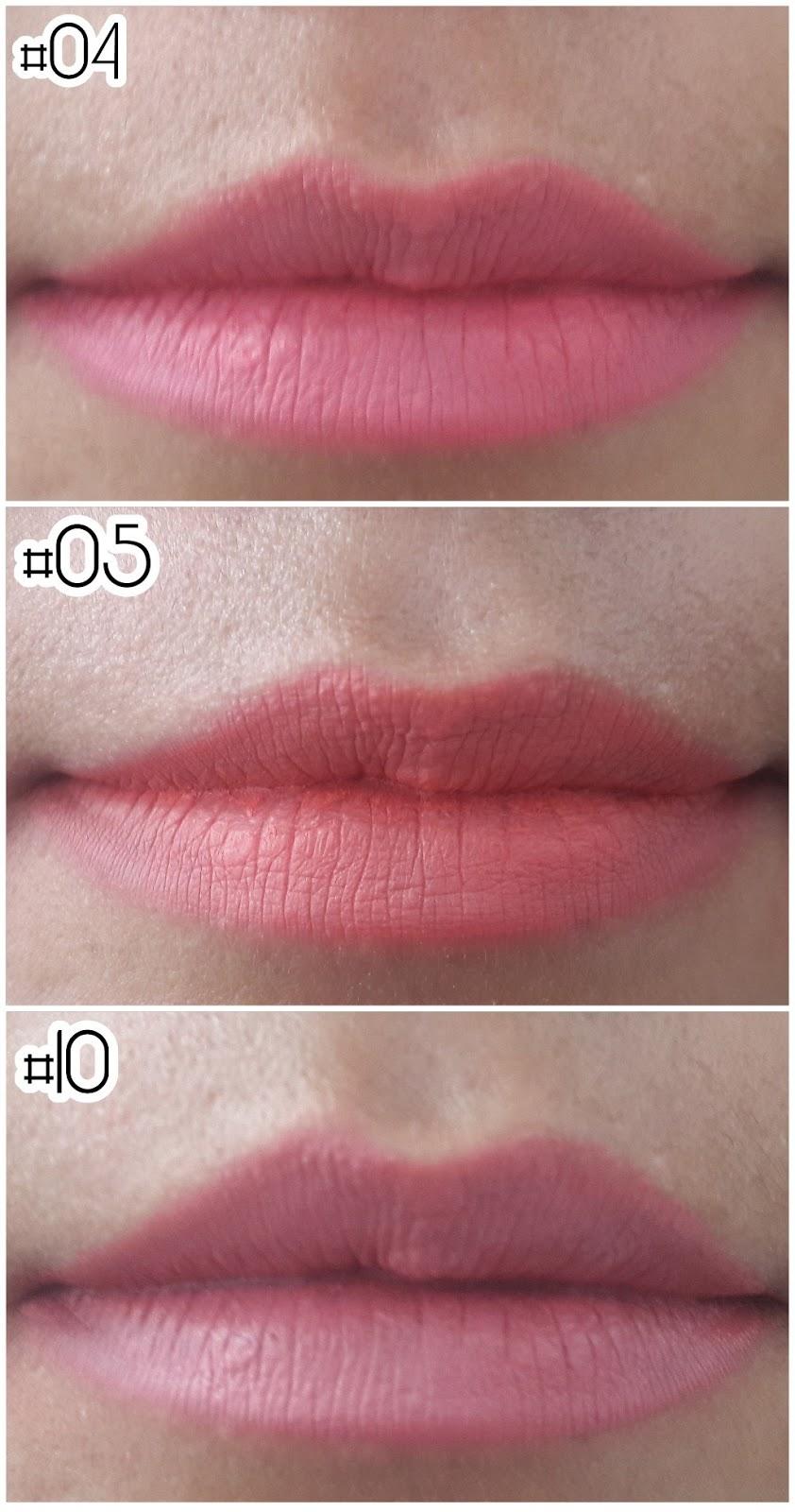 Review Wardah Exclusive Matte Lip Cream Pink Me Speachless And Nah Gambar Diatas Adalah Hasil Pengaplikasian Nya Gue Suka Ketiga Warnanya Tapi Ada Yang Ga Karna Ini Gampang Kering Dan Cracking