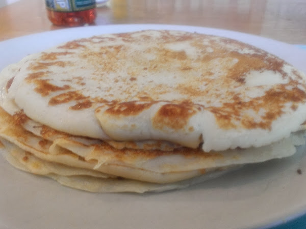 How to make an awesome pancake stack!