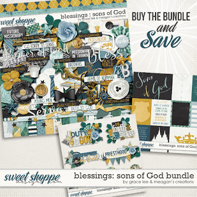 Blessings: Sons of God Bundle
